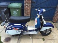 1976 150 special vespa for sale