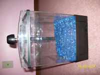 NEED GONE! PRICE REDUCED! GREAT DEAL! Fish tank and accessories