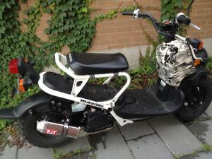 Yoshimura exhaust for Honda Ruckus