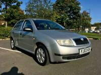 2003 Skoda Fabia 1.2 HTP ONLY 57k Miles Very Reliable Cheap