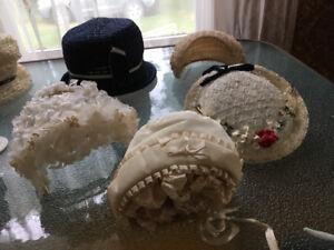 Vintage Hats 50's & 60's