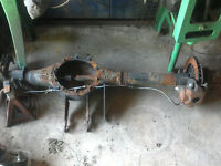 ford 9 inch floater rear end bicknell