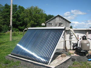 Brand New Solar water heater trade, Pellet stove,hot tub,atv... West Island Greater Montréal image 2
