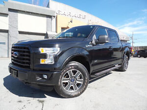 2015 Ford F150 Sport SuperCrew
