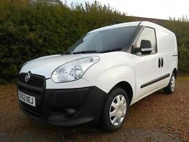 2013 63 FIAT DOBLO 1.3JTD MULTIJET SWB EURO5 1 OWNER 84000 SAME AS COMBO NO VAT