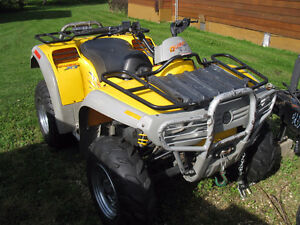 good old quad