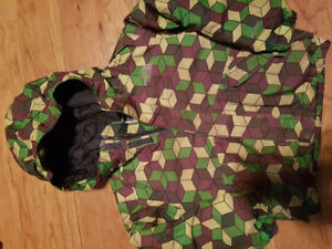 North Face Jacket size 4t