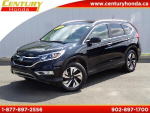 2016 Honda CR-V Touring+ 160k WARNTY