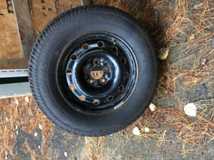 Snow Tires with studs