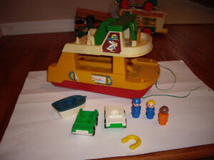 FISHER PRICE FERRY 1979-1980