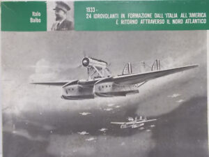 MODEL KIT - SAVOIA S.55X