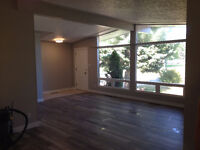 Superb South Side Location, Newly Renovated Main Floor Suite