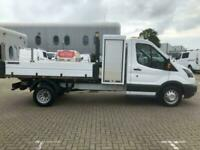 2019 Ford Transit 350 L3 Tipper & Toolpod 2.0 130ps RWD-DRW Euro 6 CHASSIS CAB D
