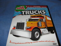 All About Trucks DVD