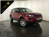 2014 RANGE ROVER EVOQUE PURE TECH SD4 1 OWNER SERVICE HISTORY FINANCE PX