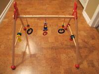 Heimess Solid Wood Baby Gym