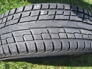 YOKOHAMA ICE GUARD WINTER TIRES