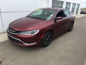 2016 Chrysler 200 Limited  REDUCED TO CLEAR!!