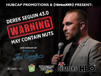 Comedy Show - Derek Seguin 43.0: Warning May Contain Nuts