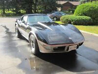 1978 CORVETTE  :  LIMITED EDITION :   PACE CAR REPLICA