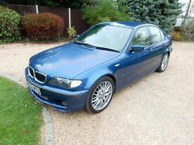 cheap car - 2002 52 BMW 3 Series 3.0 330i Sport 4dr
