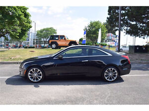 2015 Cadillac ATS Coupe Luxury Package Coupe (2 door)