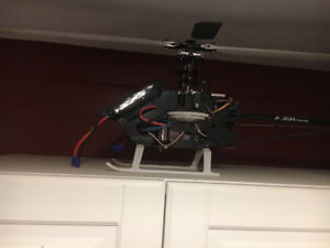 Align RC helicopter