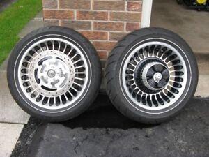 2013 Harley Davidson Road King Wheels and Tires