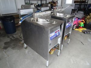 Two Reconditioned Broaster Fryers