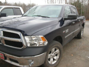 2015 Ram 1500 ST 4X4 Pickup Truck DAMAGED SIDES