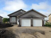 ALMOST FINISHED HOUSE FOR SALE IN LORETTE