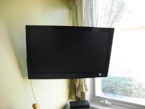 Télé DEL Fluid FLD2600 de 26 pouces