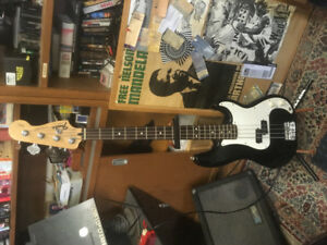 Fender Precision Bass mint condition