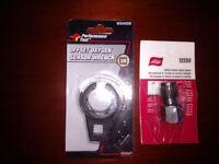 Offset Oxygene Sensor Wrench + Thread Chaser for O2 sensor