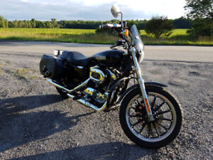 2007 Harley Davidson Sportster 1200XL Low