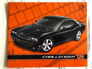 2009 Dodge Challenger Brochure