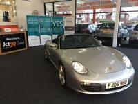 2005 05 PORSCHE BOXSTER 3.2 24V S 2D 280 BHP AUTO LEATHER