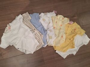 Clothing for 0 to 3 Months