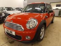 MINI HATCH ONE D, Red, Manual, Diesel, 2011