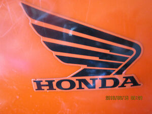 NEED OUT OF MY SHED PLASTICS FOR 2015 HONDA  FORTRAX   420 Kawartha Lakes Peterborough Area image 1