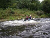 Canoe 3 star training, learn the art of paddling a canoe.