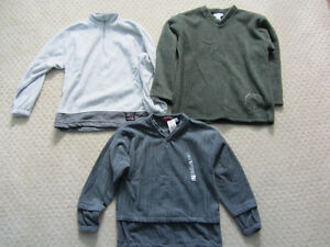 Variety of Brand New Polar Fleece Tops - Medium