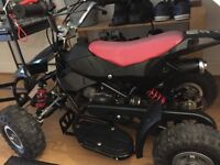 Quad bike second hand