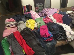 Vêtements de fille 18-24 et 2 ans