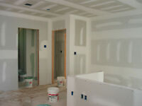 Drywall•• Boarding Taping Mudding Texture FREE ESTIMATE