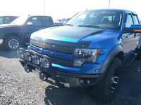 2013 Ford F150 SuperCrew raptor roush