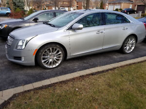 2014 Cadillac XTS Platinum Sedan