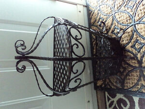 Decorative Metal Shabby Chic Shelf-Reduced to $15.00