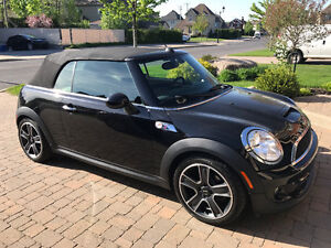 2012 MINI COOPER S Coupé (2 portes) CONVERTIBLE