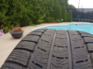 Michelin Winter tires for BMW X3